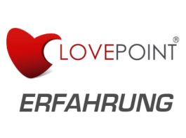 LovePoint Erfahrungen - Erfahrungsberichte und Meinungen