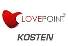 LovePoint Kosten - Preise für Premium-Mitgliedschaft