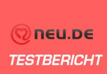 Neu.de Testbericht - Test und Erfahrungsbericht zu Neu.de